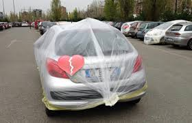 Fiat Parking Marketing
